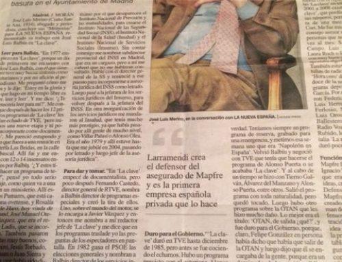 """A LOS DE """"LA CLAVE"""" NOS  SACARON DE TVE POR  UN PROGRAMA SOBRE LA MOVIDA NACIONAL"""