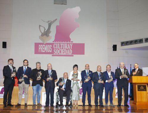 """ENTREGA DE PREMIOS  """"CULTURA Y SOCIEDAD""""."""