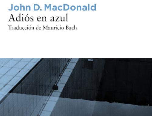 ADIÓS EN AZUL