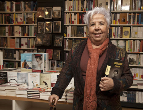 Entrevista a CONCHA QUIRÓS (Librera).